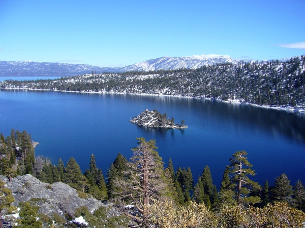 Emerald Isle, Lake Tahoe