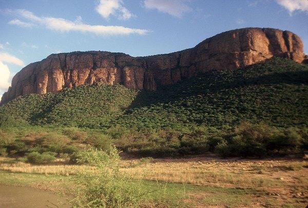 Waterberg Range