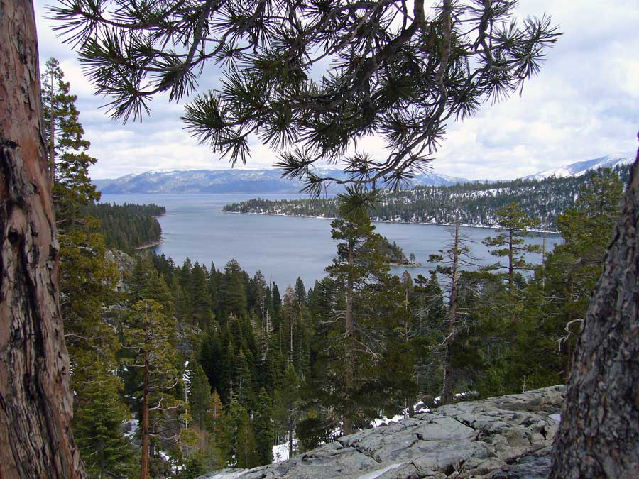 Myths about why Lake Tahoe does not freeze | Beetles In The Bush