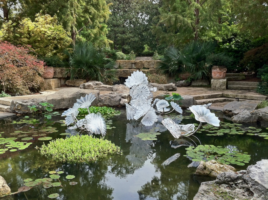 """""""Persian Pond"""" by Chihuly"""
