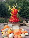 """Mexican Hat Tower"" by Chihuly"