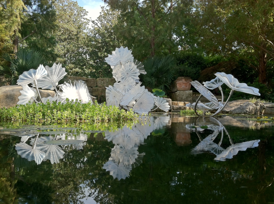 """Persian Pond"" by Chihuly"